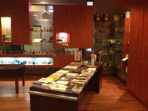 Showroom + libraire