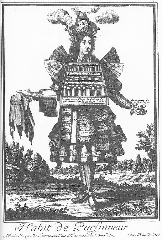 Conférence thématique – Les Huet, une dynastie de parfumeurs à la cour de Versailles